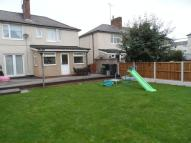 semi detached house in New House Avenue, Wrexham