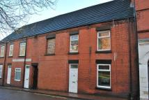 Terraced house in Well Street, Cefn Mawr...