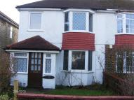 Mackie Avenue semi detached house to rent