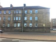 Flat in High Street, Greenock...