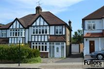 3 bedroom semi detached house for sale in Wades Hill, London, N21