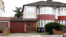 Firs Park Avenue semi detached house for sale