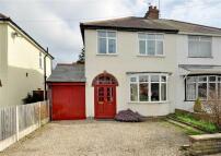 semi detached property in Walk Lane, Wombourne...