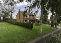 Detached property in Haughton Lane...