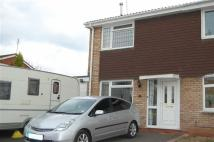 semi detached house in Wodehouse Close...