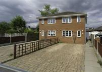 semi detached house for sale in Abney Avenue, Albrighton...