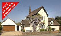 3 bed Detached house in High Street, Albrighton...