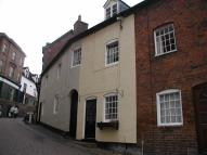2 bedroom Terraced house to rent in Cartway, Bridgnorth...