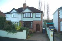 3 bed semi detached property to rent in Fairview Road, Penn...