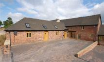 4 bedroom Barn Conversion in Knowle Bank Farm...