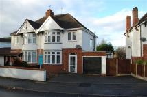 3 bed semi detached house in Birchwood Road, Penn...