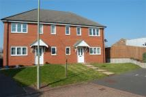 semi detached home in Borle Brook Court...