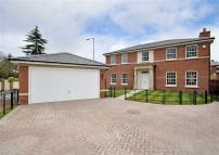 4 bed new home for sale in Park Grange, Shifnal...