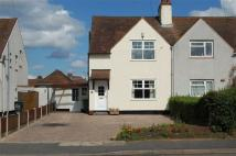 3 bed semi detached property to rent in Station Road, Wombourne...