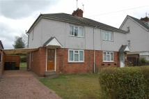 2 bed semi detached house in Hazel Grove, Wombourne...