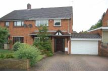3 bedroom semi detached house to rent in Sandringham Road, Penn...
