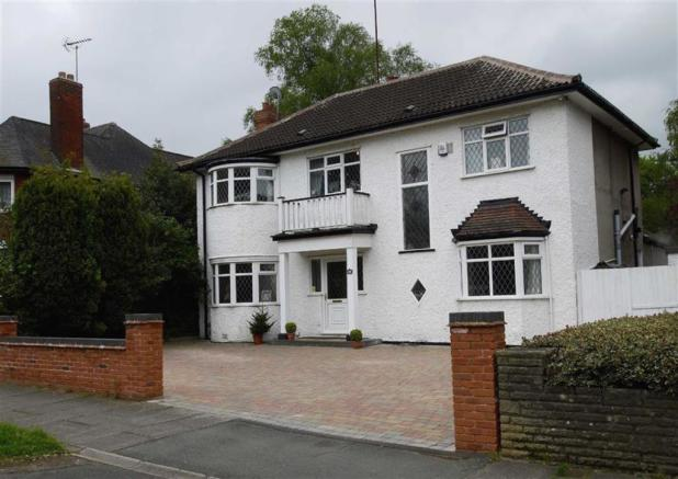 4 Bedroom Detached House For Sale In 22 Park Road West