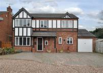 4 bedroom Detached property in Church Lane, Coven...