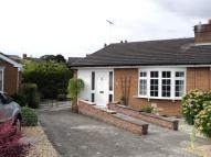 Semi-Detached Bungalow to rent in 23 Maes Gwalia, Sychdyn...