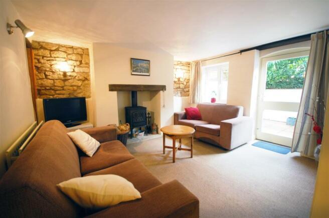 Living room (Lower ground floor)