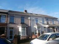 3 bed Terraced house in Godfrey Road, Pontnewydd