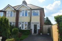 3 bedroom semi detached home in Monmouth Avenue, Lodmoor