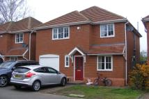 Detached home in Parkfield Court...