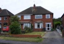 3 bed semi detached house in Polesworth