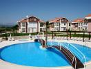 Semi-detached Villa for sale in Antalya, Side