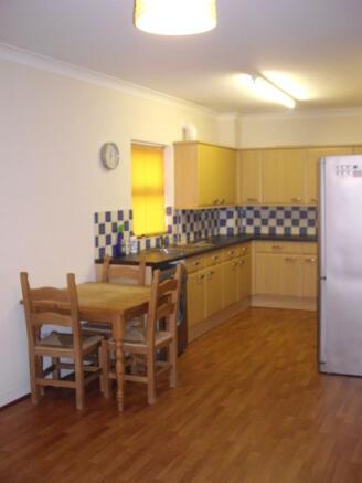 Kitchen -open plan