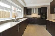 Belsize Road Town House to rent
