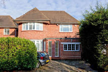 Detached property in Gloucester Drive...