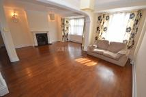 4 bed semi detached house in Edge Hill Avenue...