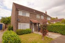 3 bed semi detached house in Westward Close...