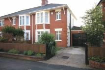 3 bed semi detached home for sale in Athelstan Road...