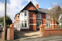 semi detached house in Heol Don, Whitchurch...