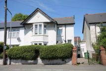 3 bed semi detached house in Bishops Road, Whitchurch...