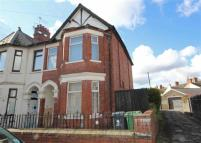 2 bedroom End of Terrace house for sale in Evansfield Road, Cardiff