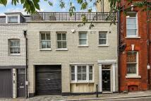 Cadogan Lane house to rent