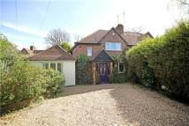 semi detached home in Weller Road, Amersham...