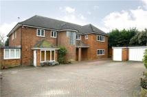Detached house to rent in Coombe Lane West...
