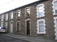 Terraced house in Stanley Street, Blackwood