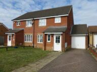 3 bedroom semi detached property in Carroll Drive, Bedford...