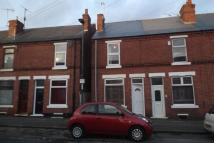 semi detached home in White Road, Nottingham...