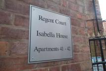 Flat to rent in Regent Court  Derby...