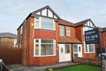 Brook Avenue semi detached property to rent