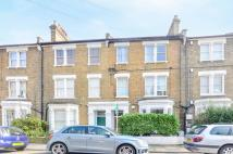 Flat in Paulet Road, Camberwell...