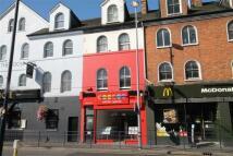 1 bedroom Flat to rent in Hoe Street, Walthamstow