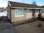Semi-Detached Bungalow for sale in Monkstone Close, Penarth