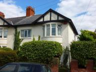 4 bed End of Terrace house in Baron Road, Penarth